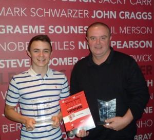 Garrylee McMullen & Steve Sharp